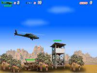 Hubschrauber Kaempfe im Canyon