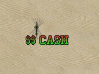 Hubschrauber Kaempfe in der Wueste
